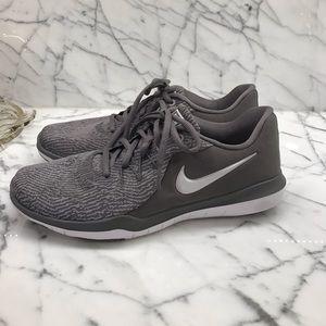 Nike Grey print Flex Supreme TR6